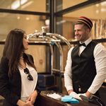 ホテル&リゾートスタッフの派遣