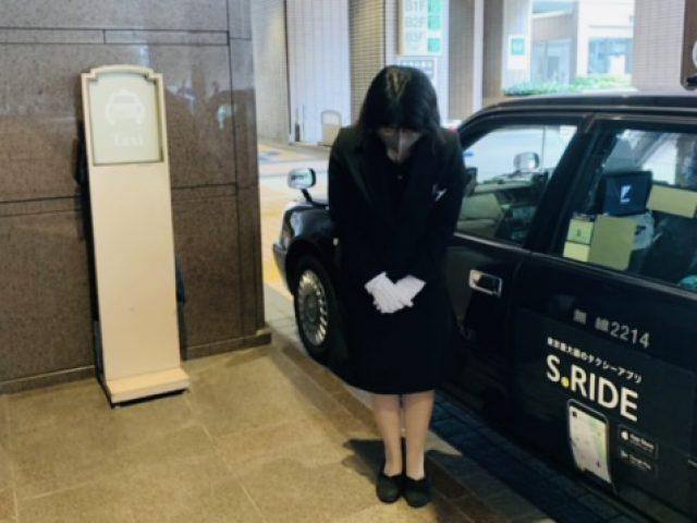 【東京】渋谷・大手町でタクシー誘導スタッフ